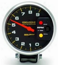 Universal Universal Auto Meter Tachometer 6809