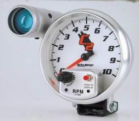 Total Total Auto Meter Tachometer 7299