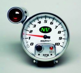 Universal Universal Auto Meter Tachometer 7499