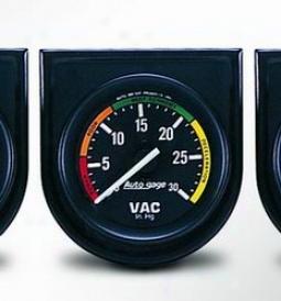 Universal Universal Auto Meter Vacuum Gauge 2337