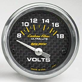 Universal Universal Auto Meter Vol5meter Gauge 4791