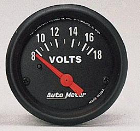 Universal Universal Auto Meter Voltmeter Gauge 2645