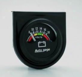 Universal Universal Auto Meter Voltmeter Gauge 2356
