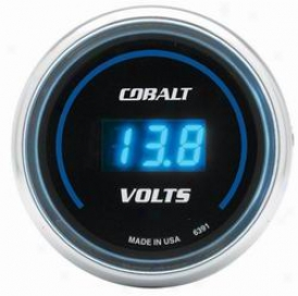 Universal Unkversal Auto Meter Voltmeter Gauge 6993