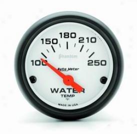 Universal Universal Auto Meter Water Temperature Gauge 5737