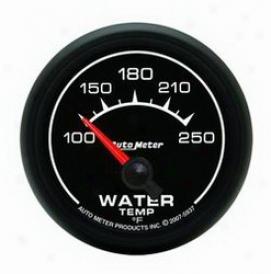 Universal Universal Auto Meter Water Temperature Gauge 5937