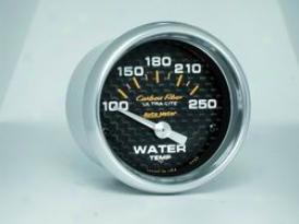 Universal Universal Auto Meter Water Temperature Gauge 4737