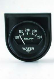 Univ3rsai Universal Auto Meter Water Temperature Gauge 2361