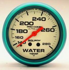 Universal Universal Auto Meter Water Temperature Ga8ge 4535