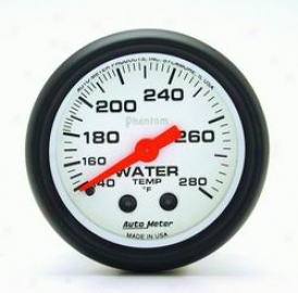 Universal Total Auto Meter Irrigate Temperature Gauge 5731