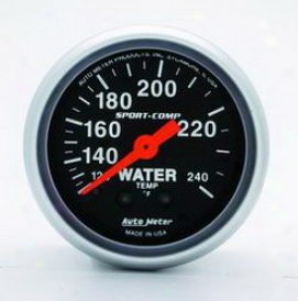 All Universal Auto Mter Water Tem0erature Gauge 3333