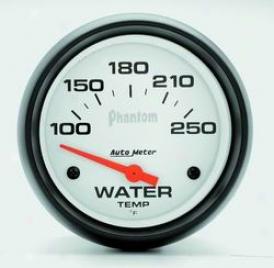 Universal Universal Auto Meter Water Temperature Gauge 5837
