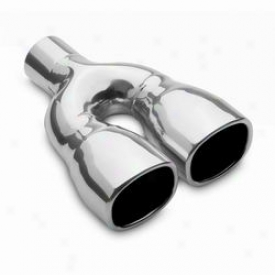Universal Universal Maganflow Exhaust Tail Pipe Tip 35170