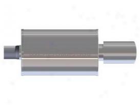 Universal Universal Magnaflow Muffler 14829