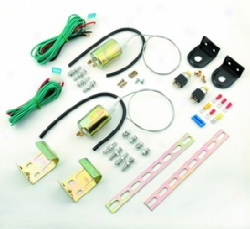 Universal Universal Mr. Gasket  Door Lock Kit 6188