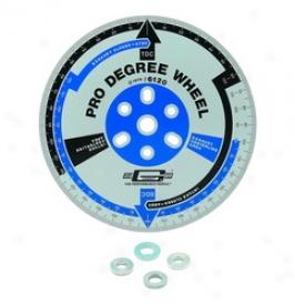 Universal Universal Mr. Gasket  Engine Degree Wheel 6120
