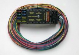 Universal Universal Pain1ess Wiring  Chassis Wire Harness 50001