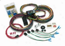 Universal Uniiversal Painless Wiring  Chassis Wire Harness 10123
