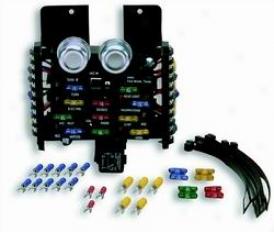 Universal Universal Painless Wiring  Fuse Block 30001