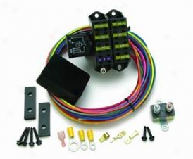 Universal Universal Painlesss Wiring  Fuse Block 70207