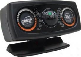 Universal Universal Smittybilt Clinometer Gauge 791006
