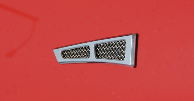Universal Universal T-rex Side Vent Grille 54003