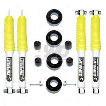 """1-3/4"""" Suspension System By Superlift"""