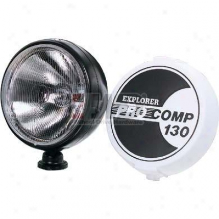 "130 Watt 8"" Light By Pro Comp"