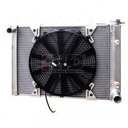 "16"" Electric Puller Fan By Be-cool®"