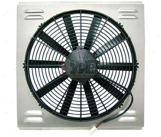 "16"" Fan And Shroud Kit By 4 Wheel Drive Hardware?"