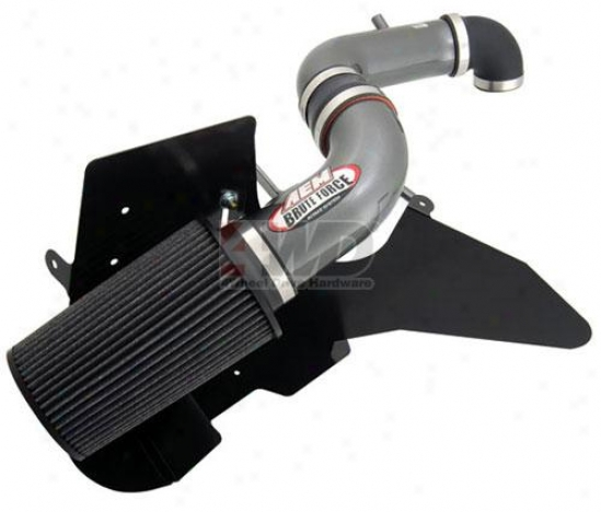 2.5l 4 Cylinder Brute Force Air Intake System By Aem