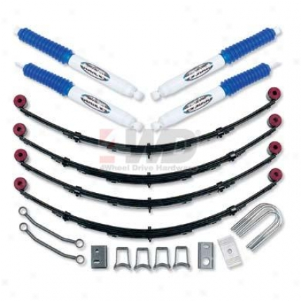 """2.5"""" Suspension System By Pro Comp"""