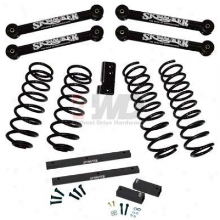 "2.5"" Suspension System By Skyjacker"