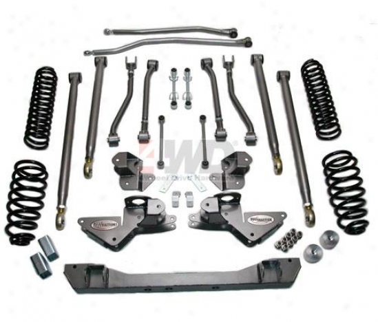 3? Lonf Arm Suspension System By Full Traction