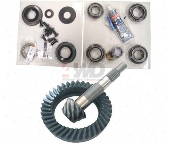 3.07 Dana 30 Ring And Pinion Kit
