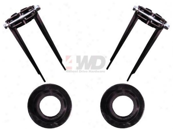"3.5"" X-factor Suspension System By Rock Krawler"