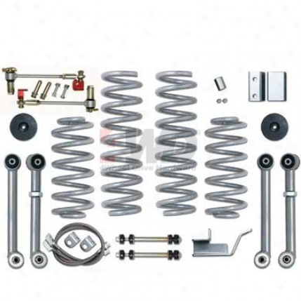 Auto Link Racing Suspension on Zj Super Flex Suspension System By Rubicon Express   The Your