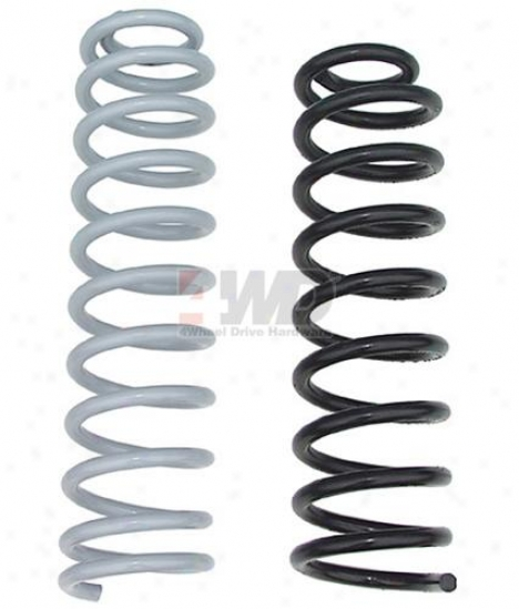"4"" Lift Front Coil Springs By Currie Enterprises"