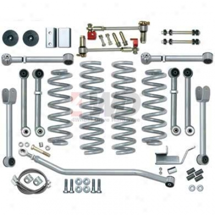 "4.5"" Zj Super-flex Suspension Scheme Near to Rubicno Express"