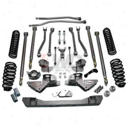"4"" Extended Arm Suspension System By Full Traction"
