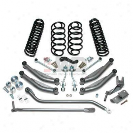 """4"""" Short Equip Performance Suspensioh System By Full Traction"""