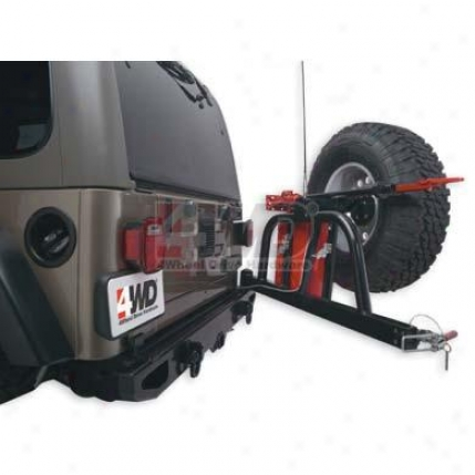 "59"" Rear Bumper WithS pindle By Body Armor"