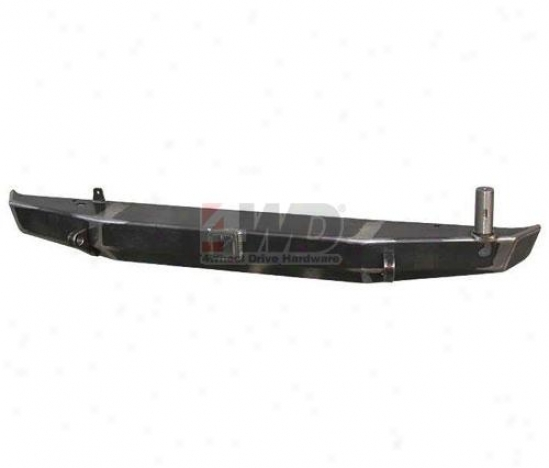 "60"" Rear Bumper With Spindle By Hanson Enterprise"
