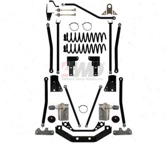 6.5? Treble Thdeat Long Arm Suspension System By Rock Krawler