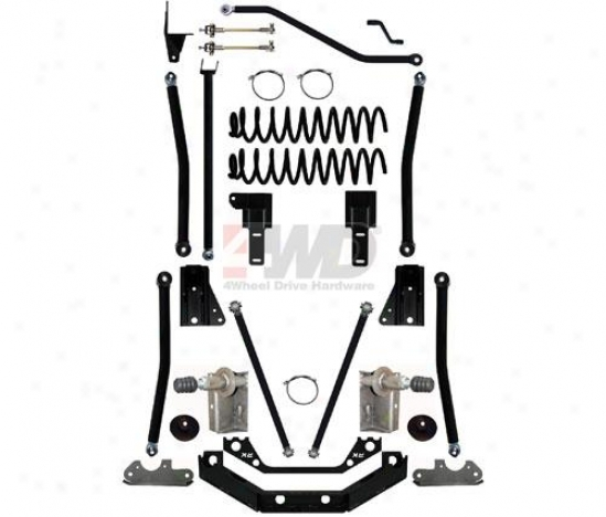 6.5? X-factor Long Arm Suspension System By Rock Krawler