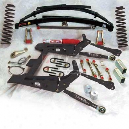 "6"" Reel Ready? Suspension System Bt Skyjacker"
