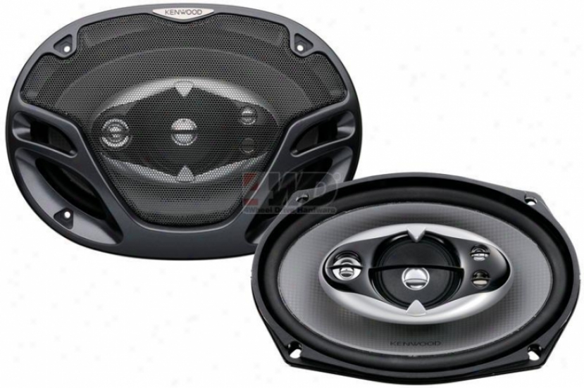 6x9? 5-way Speaker By Kenwood