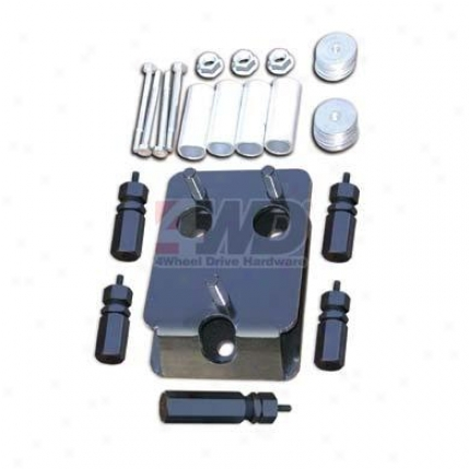 Adjustable Spare Tire Riser Kit By Teuck Master Designs?