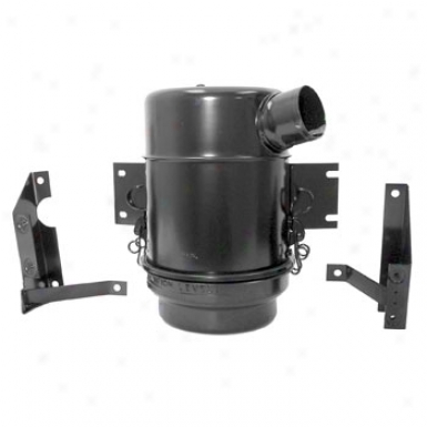 Air Cleaner Assembly With Mounting Brackets,