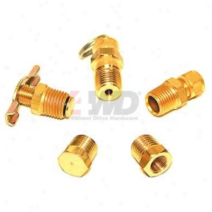 Air Locker Tank Fittings Kit By Viair